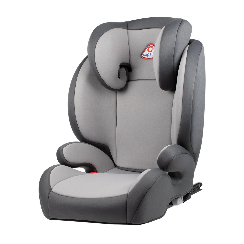 772120 capsula MT5X 620 x 530 x 430, grau, Polyester, ISOFIX: Ja, Gruppe: 2, Gruppe: 3 Gewicht des Kindes: 15-36kg Kindersitz 772120 günstig kaufen