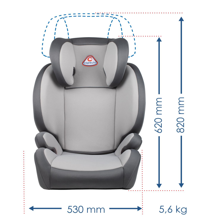 772120 Kindersitz capsula Test