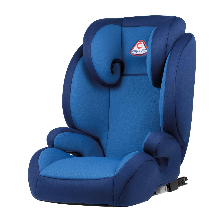 772140 capsula MT5X 620 x 530 x 430, blau, Polyester, ISOFIX: Ja, Gruppe: 2, Gruppe: 3 Gewicht des Kindes: 15-36kg Kindersitz 772140 günstig kaufen
