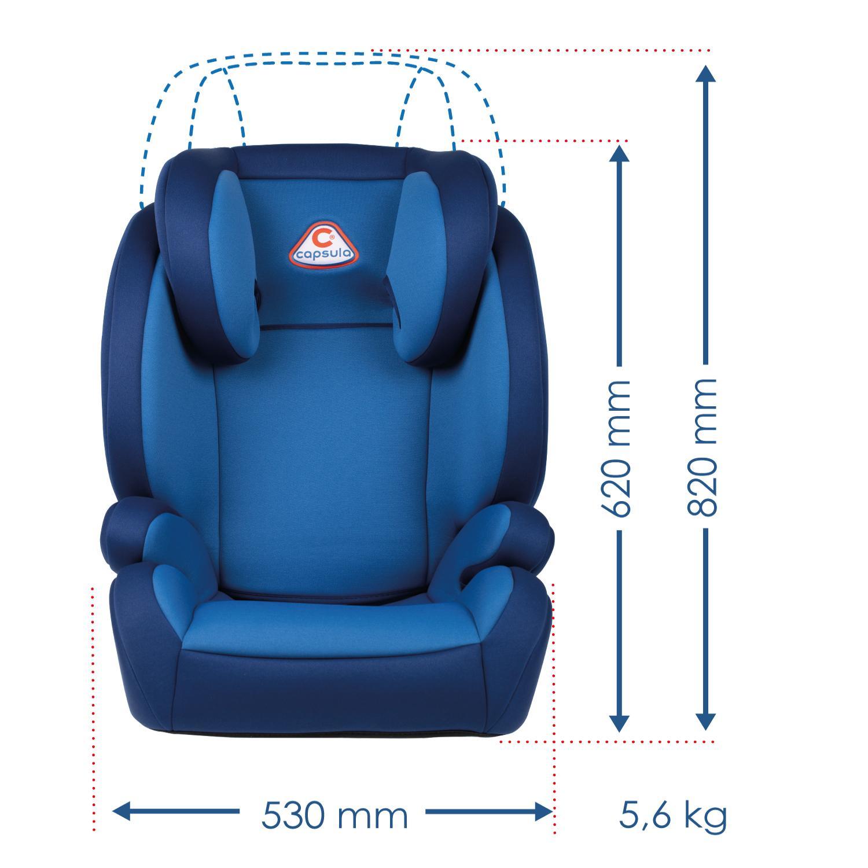 772140 Kindersitz capsula Erfahrung