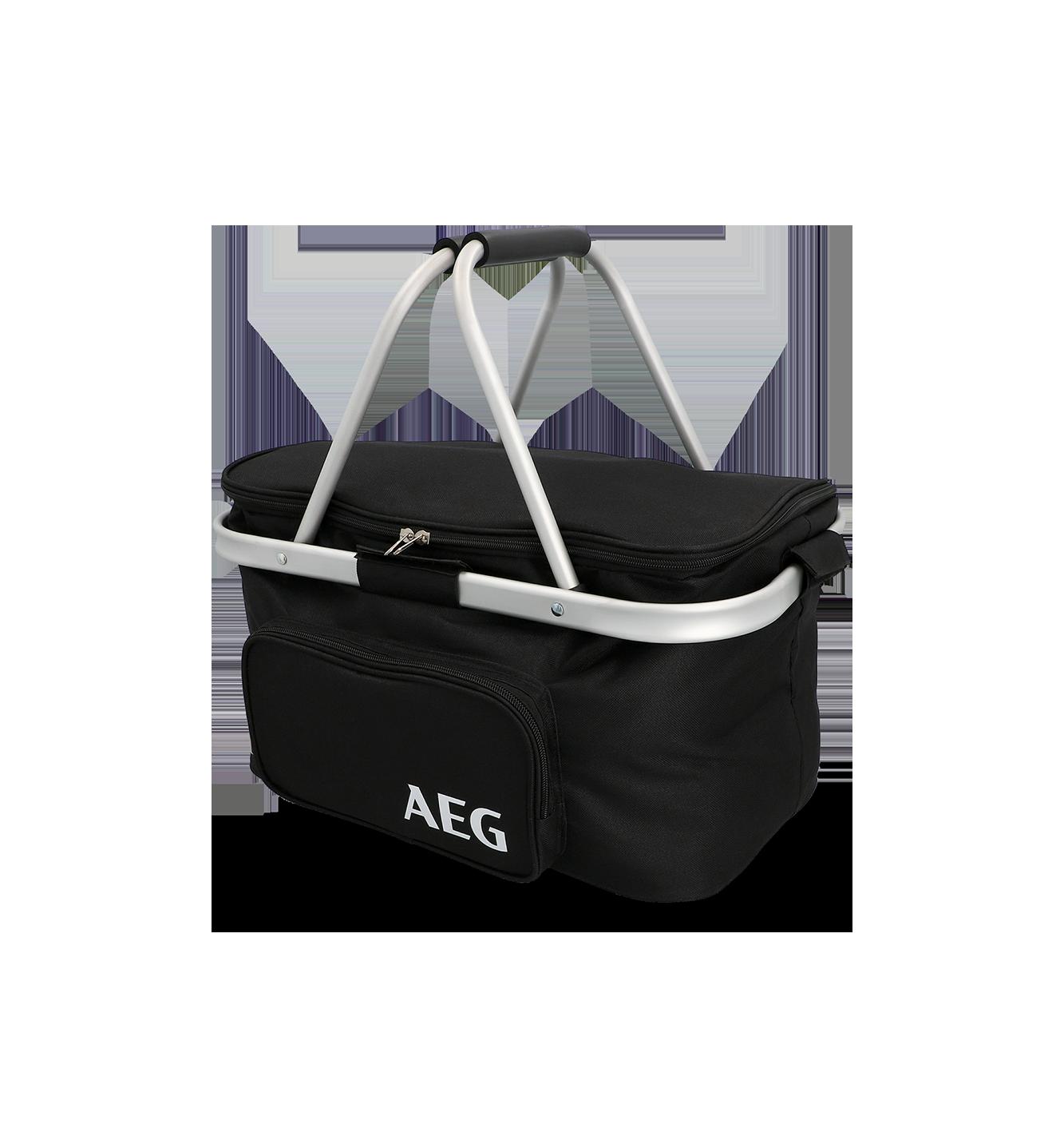 10714 AEG Volumen: 26l, schwarz Kühlbox 10714 günstig kaufen