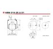 ABM21425A01 NEOTEC till VOLVO FH II med lågt pris