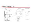 ABM21625A02 NEOTEC für VOLVO FH zum günstigsten Preis