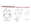 ABM22029A04 NEOTEC für VOLVO FH zum günstigsten Preis