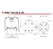 ABM74033A45 NEOTEC per DAF F 3200 a prezzi bassi
