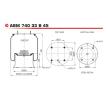 ABM74033B45 NEOTEC per DAF F 3200 a prezzi bassi