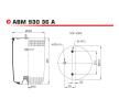 ABM93036A NEOTEC Bälgar, luftfjädring – köp online