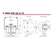 NEOTEC Federbalg, Luftfederung für GINAF - Artikelnummer: ABM95036A75