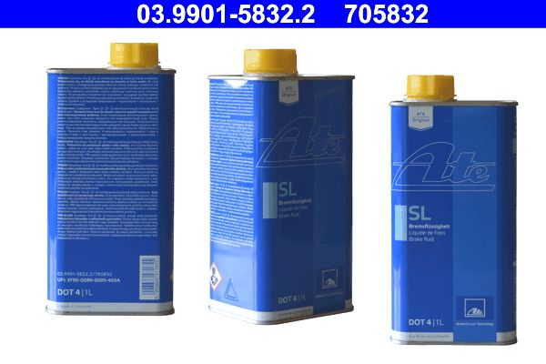 Lichid de frana 03.9901-5832.2 cumpărați online 24/24