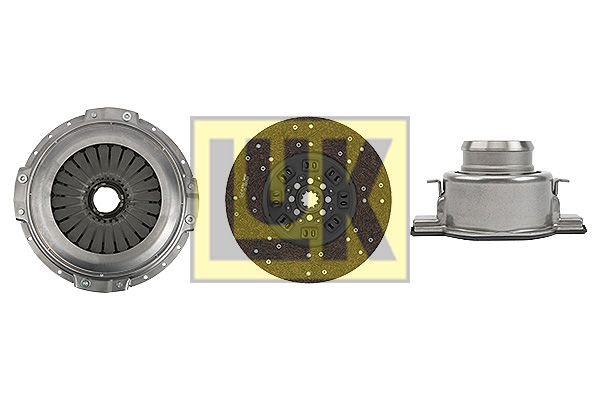 LuK Clutch Kit for IVECO - item number: 635 3562 00
