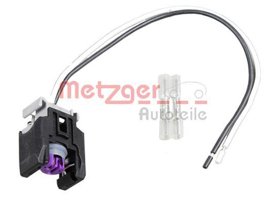 METZGER: Original Reparatursatz, Einspritzdüse 2324096 ()