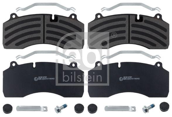 Kit de plaquettes de frein, frein à disque FEBI BILSTEIN pour VOLVO, n° d'article 171245