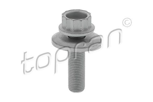 Riemenscheibenschraube Polo 6n2 1999 - TOPRAN 109 328 ()