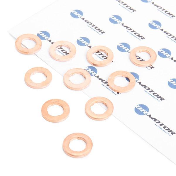 DR.MOTOR AUTOMOTIVE: Original Wärmeschutzscheibe, Einspritzanlage DRM0154 ()
