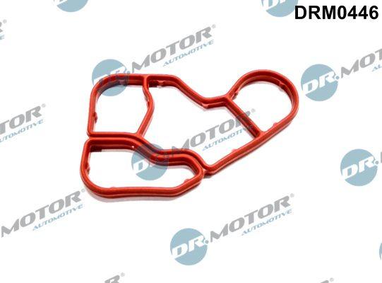DR.MOTOR AUTOMOTIVE: Original Ölfiltergehäuse-Dichtung DRM0446 ()