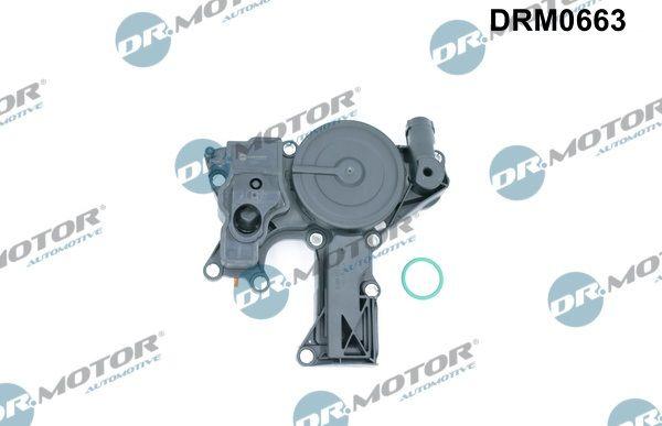 Kurbelgehäuseentlüftung DR.MOTOR AUTOMOTIVE DRM0663