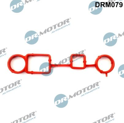 Schlauch Kurbelgehäuseentlüftung DR.MOTOR AUTOMOTIVE DRM079
