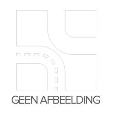 200526P Schaalmatten Rubber, Voor, Zwart van REZAW PLAST aan lage prijzen – bestel nu!