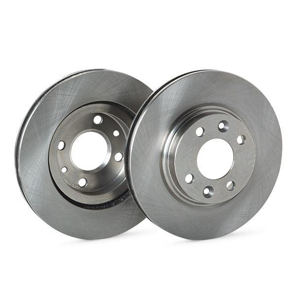 RIDEX: Original Bremsenkomplettsätze 3405B0453 (Bremsscheibendicke: 22,0mm)