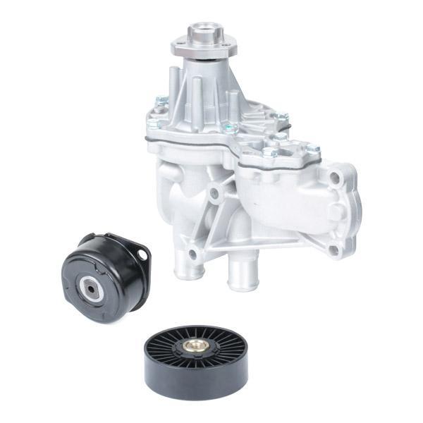 4172P0066 Wasserpumpe + Keilrippenriemensatz RIDEX - Markenprodukte billig