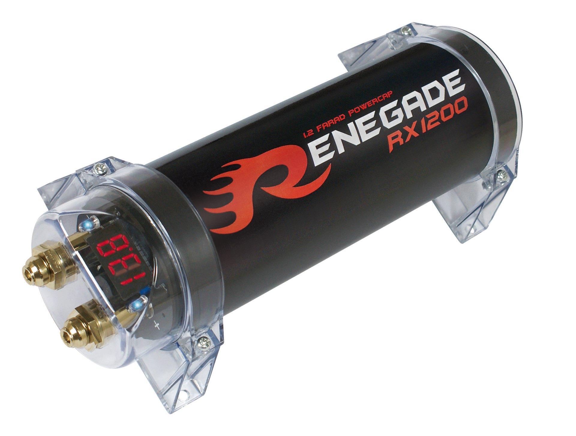 Купете RX1200 RENEGADE Кондензатор за усилвател RX1200 евтино