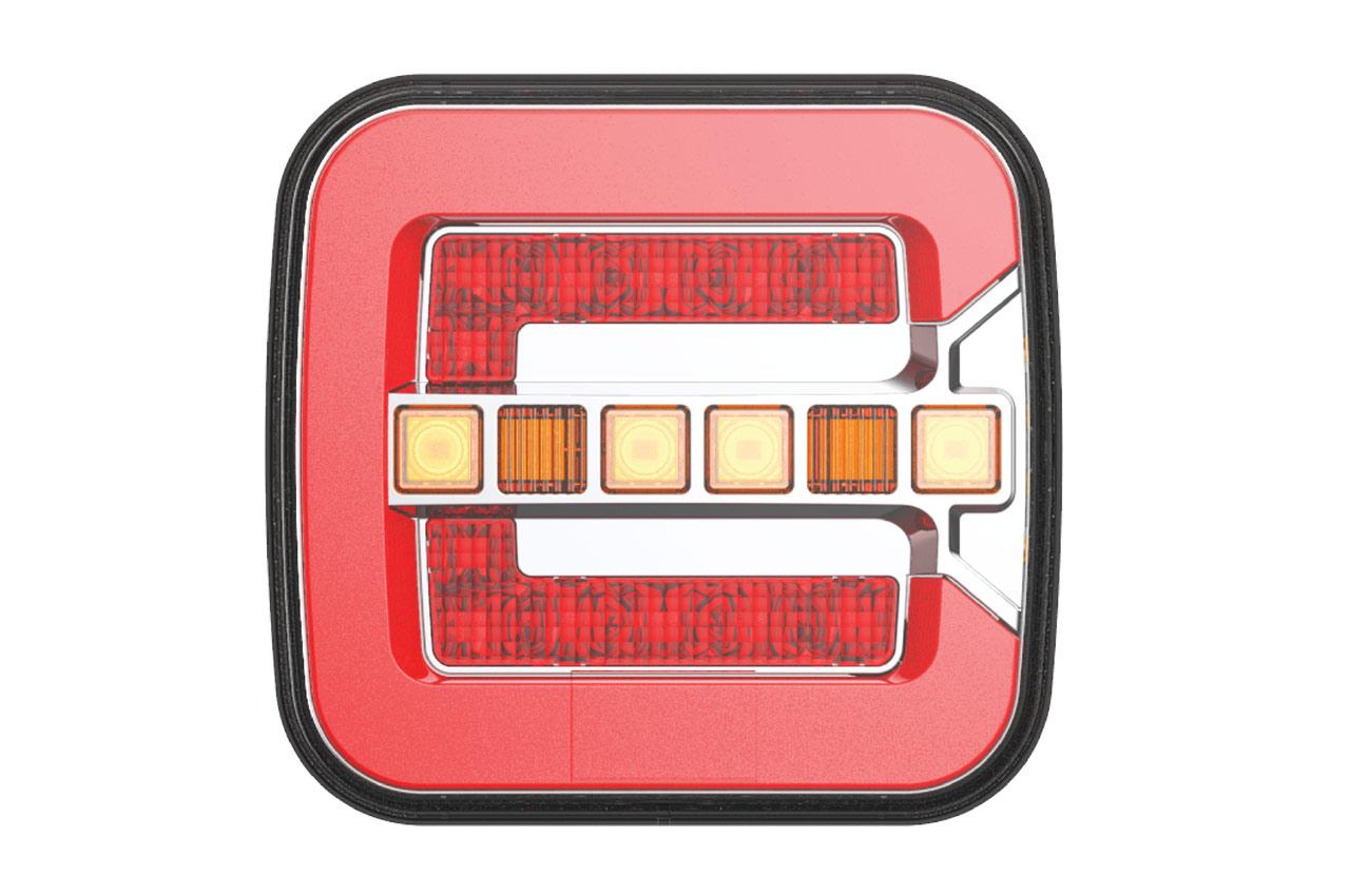 Acquisti AMiO Luce posteriore 02373 furgone