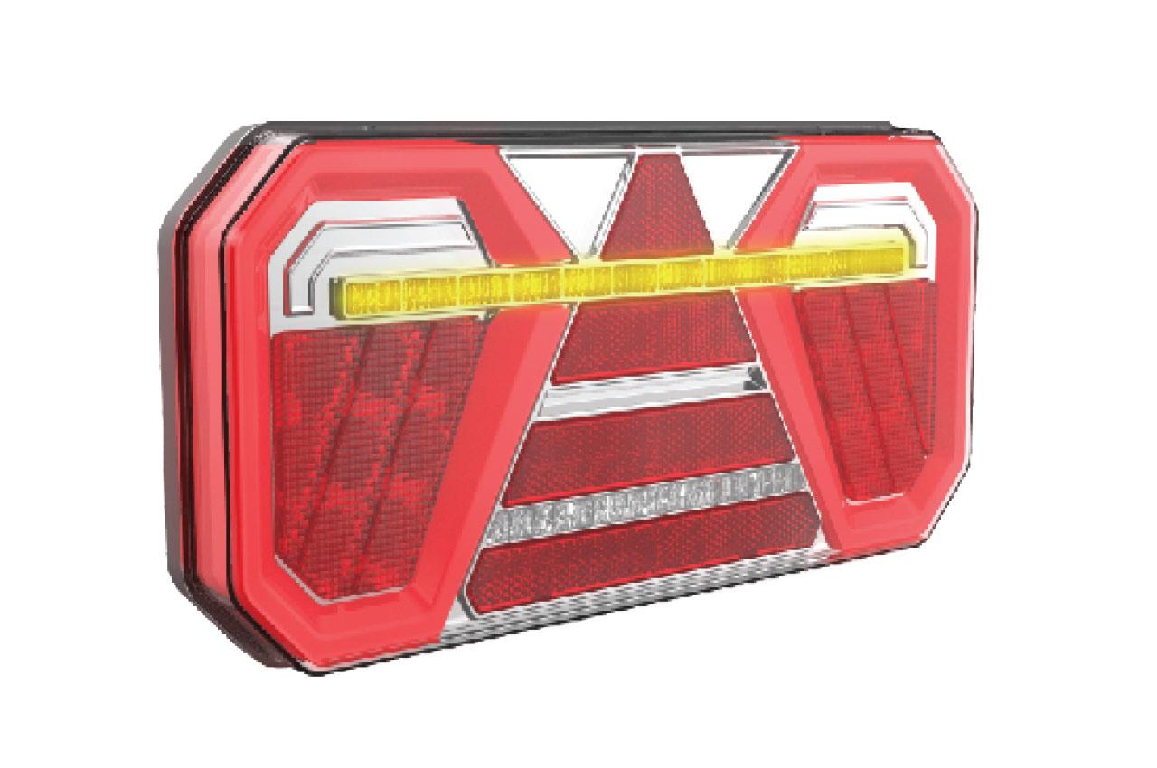 Lampa tylna zespolona 02368 w niskiej cenie — kupić teraz!