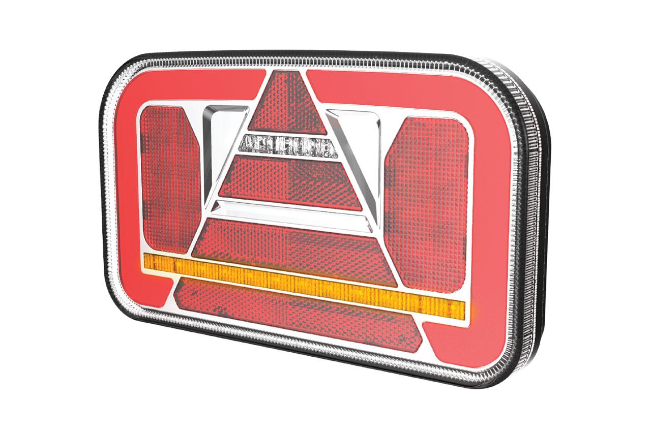 Luce posteriore 02367 AMiO — Solo ricambi nuovi