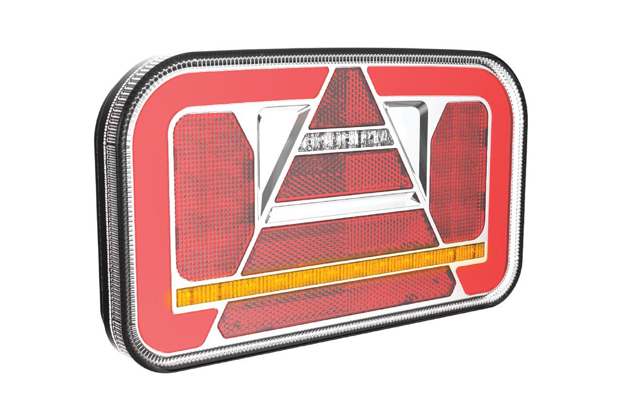 Fanale posteriore 02366 AMiO — Solo ricambi nuovi
