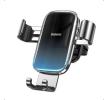 SUYL-LG01 Support smartphone voiture ABS (acrylonitrile-butadiène-styrène copolymèrisé), Aluminium Baseus à petits prix à acheter dès maintenant !