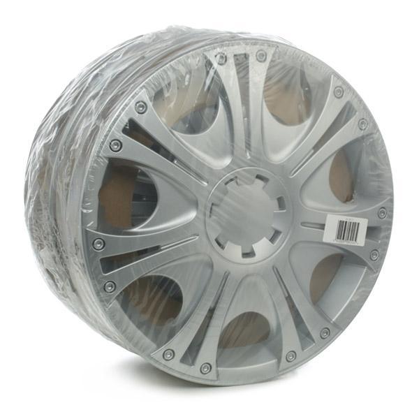 Køb ARUBA 13 LEOPLAST 13 tommer sølv Mængdeenhed: sæt Hjulkapsler ARUBA 13 billige