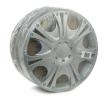 ARUBA 13 Hubcaps Silver, 13Inch from LEOPLAST at low prices - buy now!