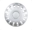 CAPRI 13 Тасове капаци за джанти сребърен, 13 цол (инч) от LEOPLAST на ниски цени - купи сега!