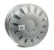 CAPRI 14 Hubcaps Silver, 14Inch from LEOPLAST at low prices - buy now!