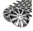 LEOPLAST FALCON SR CZ 16 Radblenden 16 Zoll grau, schwarz reduzierte Preise - Jetzt bestellen!