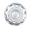 VENUS SR 13 Wheel covers 13 Inch Silver from LEOPLAST at low prices - buy now!