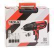 Trykluft skruenøgler YT-82021 med en rabat — køb nu!