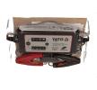 YATO YT-83032 Batterielader tragbar, Erhaltungsladegerät, 4A, 6V, 12V reduzierte Preise - Jetzt bestellen!