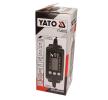 YT-83033 Laddare till bilbatterier bärbar, underhållsladdare, 1A, 4A, 6V, 12V från YATO till låga priser – köp nu!