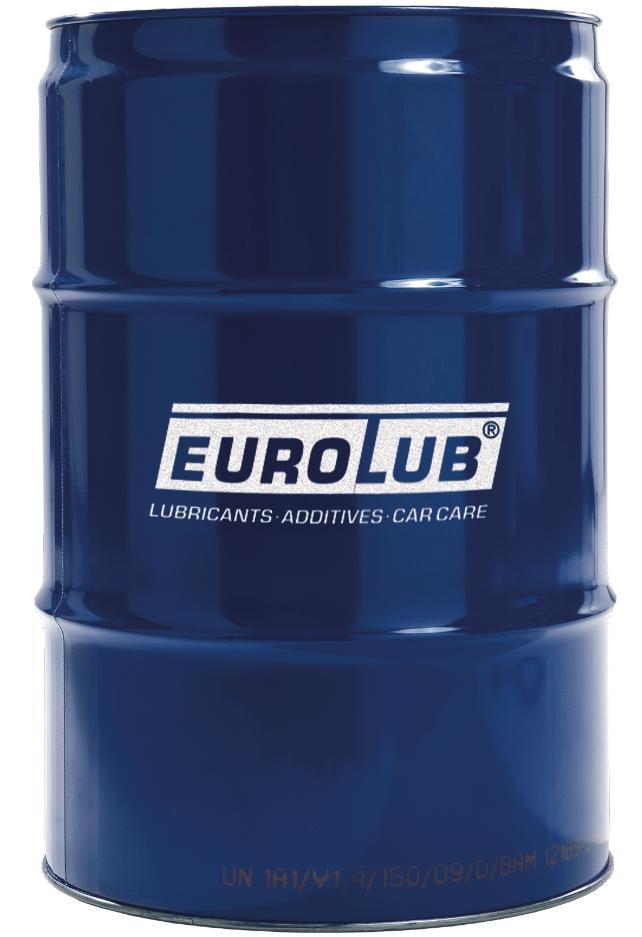 228060 EUROLUB HD 5CX, EXTRA 15W-40, 60l Motoröl 228060 günstig kaufen