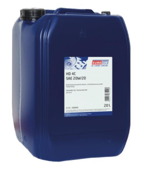 EUROLUB Motoröl für DAF - Artikelnummer: 332020