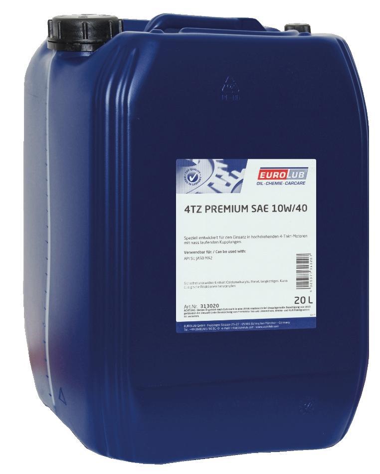 EUROLUB Motoröl für DAF - Artikelnummer: 313020