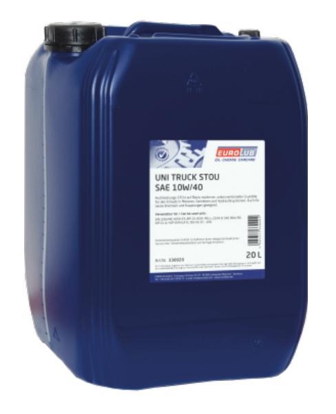 EUROLUB Motoröl für DAF - Artikelnummer: 330020