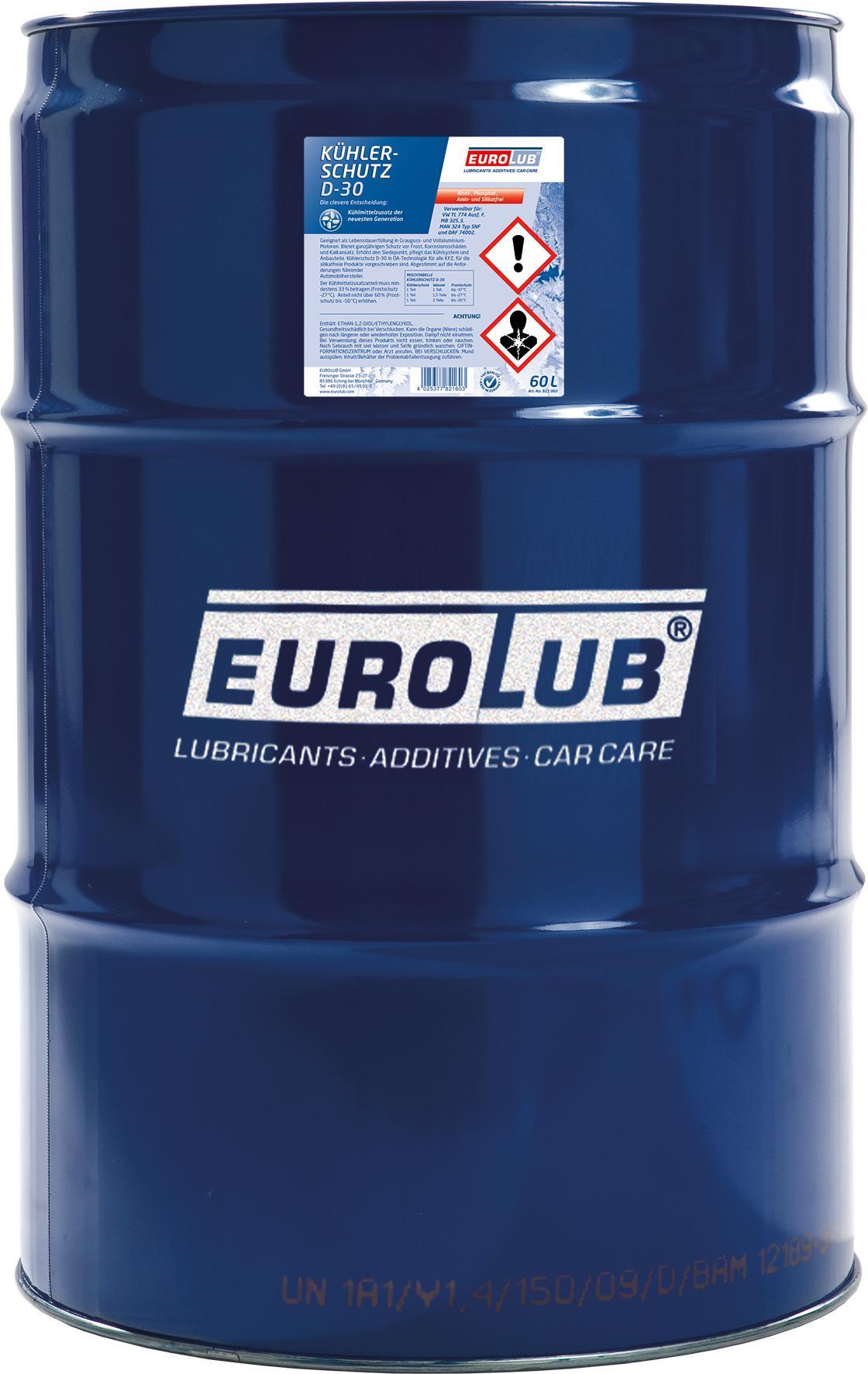 EUROLUB Frostschutz für MAN - Artikelnummer: 821060