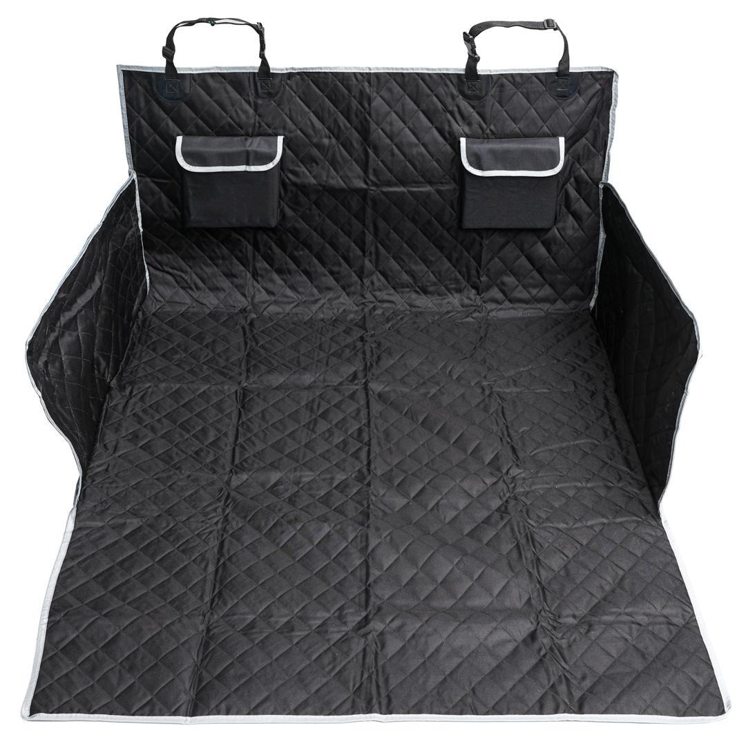 100019A0004 RIDEX Polyester, schwarz Länge: 185cm, Breite: 103cm Autositzbezüge für Haustiere 100019A0004 kaufen