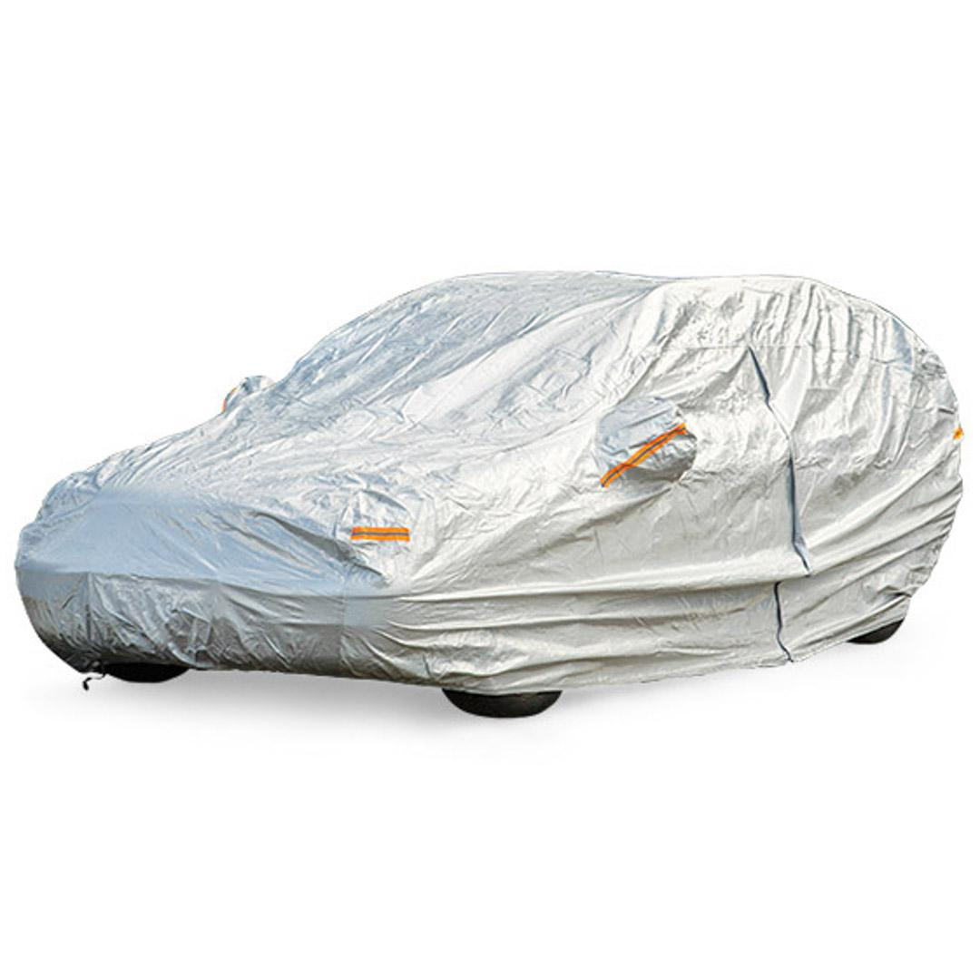 RIDEX 5645A0002 Autoabdeckplane L, grau niedrige Preise - Jetzt kaufen!