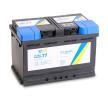 CARTECHNIC ULTRA POWER Starter Battery Battery Capacity: 77Ah 40 27289 03561 1 NORTON