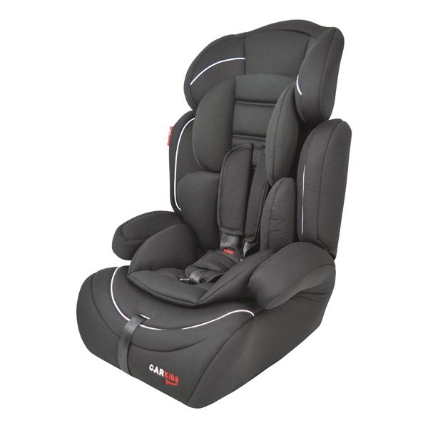 4310004 Carkids schwarz, Gruppe: I-II-III Gewicht des Kindes: 9-36kg Kindersitz 4310004 günstig kaufen