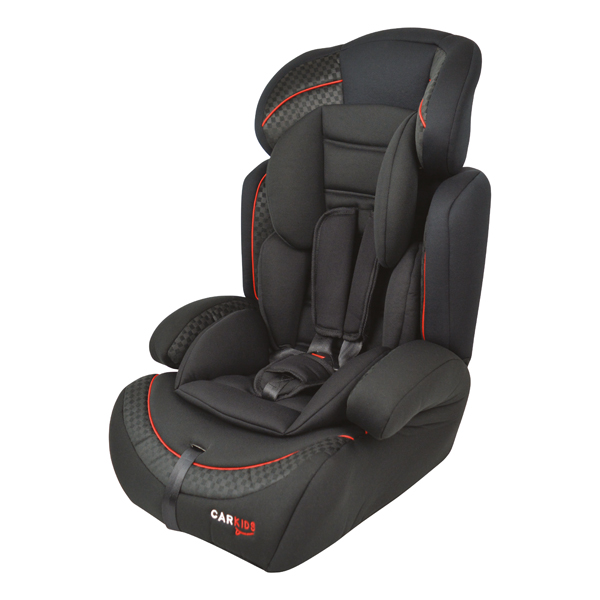 4310005 Carkids schwarz, Gruppe: I-II-III Gewicht des Kindes: 9-36kg Kindersitz 4310005 günstig kaufen