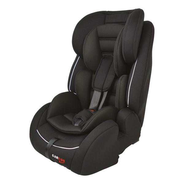4310015 Carkids schwarz, ISOFIX: Ja, Gruppe: I-II-III Gewicht des Kindes: 9-36kg Kindersitz 4310015 günstig kaufen